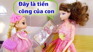 Chibi hồng học cách ngoan ngoãn - B66 - Nữ hoàng búp bê baby doll