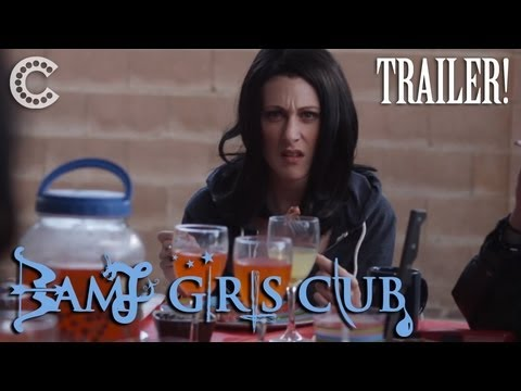 BAMF Girls Club Trailer