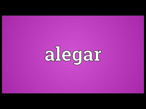 Header of alegar