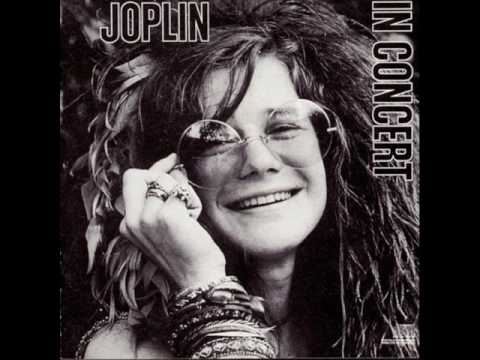 Janis Joplin - All Is Loneliness (In Album Joplin In Concert )