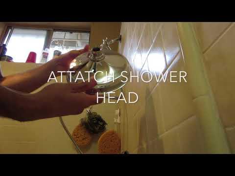 Waterpik 2 in 1 shower review