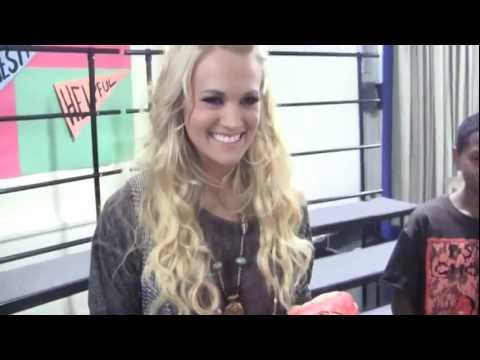 good Girl Carrie Underwood Ft. Ps22 Chorus video