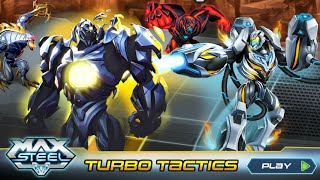 Max Steel Turbo Tactics Part 2