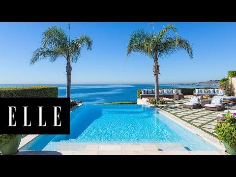 Inside Gigi Hadid's $19M Childhood Home | ELLE