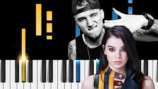 Download Lagu Machine Gun Kelly - At My Best ft. Hailee Steinfeld - Piano Tutorial Gratis STAFABAND