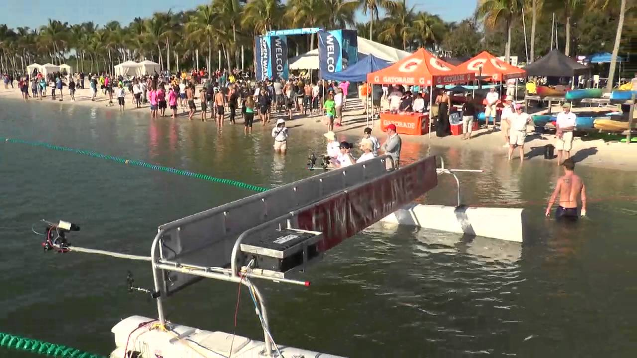Men's 5k Full Race Webcast Archive Part A   2016 Open Water National Championships
