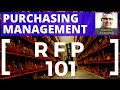 Download Request for Proposal RFP - learn quickly and succeed in Purchasing Management career in Mp3, Mp4 and 3GP