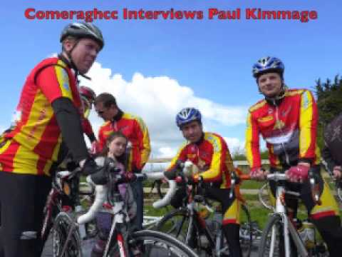 Paul Kimmage talks Lance Armstrong, Floyd Landis, Pat McQuaid and all things cycling with ComeraghCC