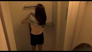 Quay lén phụ nữ trong phòng thay đồ và cái kết
