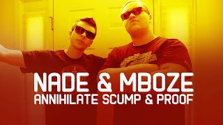 Nade and MBoZe ANNIHILATE Scump and Proofy!