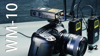 Pixel WM-10 Wireless Lavalier Microphone Dual Channel