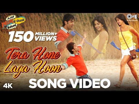 Tera Hone Laga Hoon - Ajab Prem Ki Ghazab Kahani - Ranbir, Katrina, Atif, Alisha video