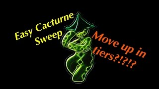 Pokemon ORAS: Cacturne Sweep