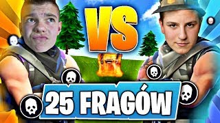 JACOB VS PALION w FORTNITE! KTO WYGRA?