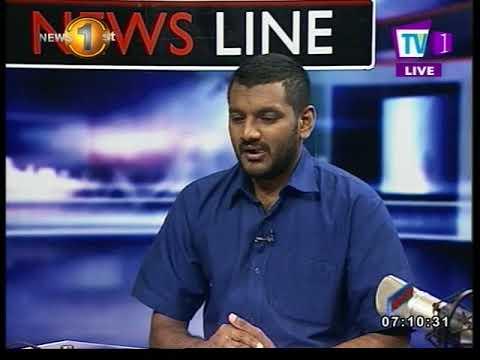 news line tv1 07th m|eng