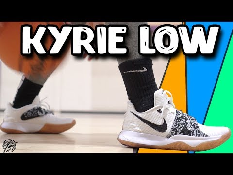 Nike Kyrie Low Performance Review!