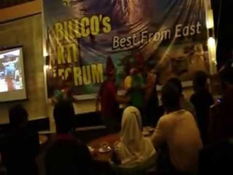 Ganrang Bulo Telkom Kti 2013 video
