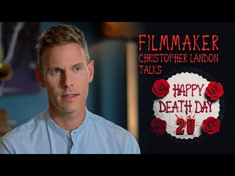 HAPPY DEATH DAY 2U | Christopher Landon Interview