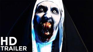 The Nun Trailer 2018 - James Wan Movie [HD]