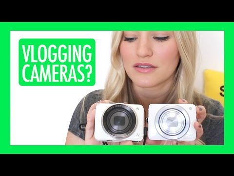 Vlogging Cameras: Canon N, Canon N2 and Canon N100 Review and Comparison | iJustine