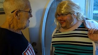 ANGRY GRANDPA GETS CATFISHED!!