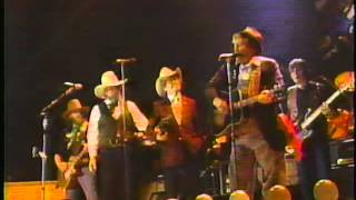 Roy Acuff, Box Car Willie and Charlie Daniels   Wabash Cannonball