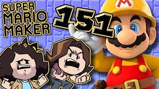 Super Mario Maker: The Forbidden Story - PART 151 - Game Grumps