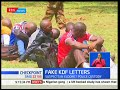 Fake KDF calling letters; 132 recruits arrested at Moi Barracks Recruits Training School