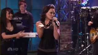 Hilary Duff  - With Love Live - The Tonight Show With Jay Leno 2007 - HD
