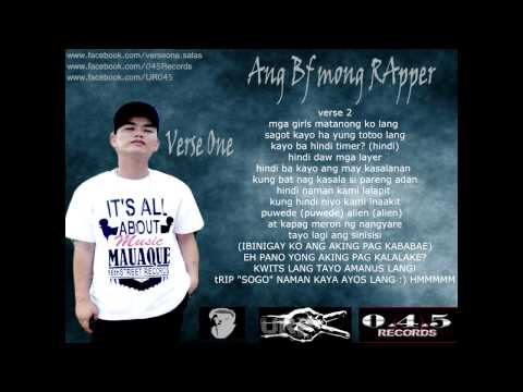 Ang Bf Mong Rapper By Verse One video