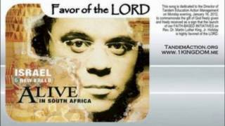 Watch Israel & New Breed Favor Of The Lord video