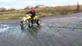 Quad drift - Motoliga