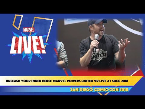 Unleash Your Inner Hero: MARVEL Powers United VR Live at SDCC 2018