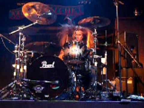 MOLLY HATCHET Drum Solo / Tatanka, Bremen 2008