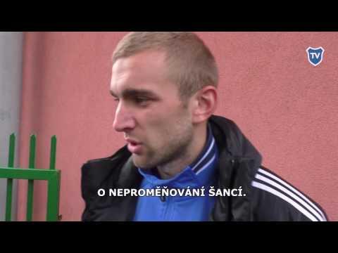 FNL: Rozhovor s Markem Hlinkou po utkání v Sokolově (0:0).