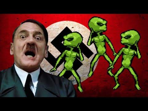 HITLER Y LOS NAZI-BOYS BAILANDO LA CUMBIA DEL MARCIANITO 100% REAL NO FAKE VIDEO DE GUASA #2