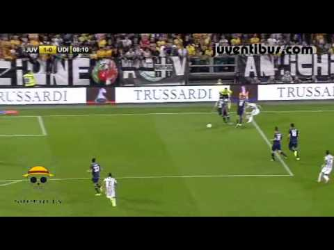 Juventus Udinese 2 - 0 Claudio Zuliani. Più veloce, tempestivo di qualsiasi altra
