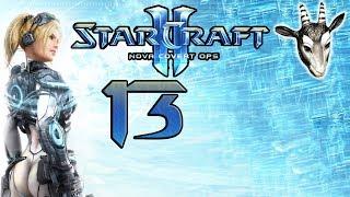 #13 ● Hallo, Xanthos ● StarCraft II - Novas Geheimmissionen [BLIND]