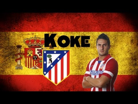 Koke || The Panther || Club Atlético de Madrid