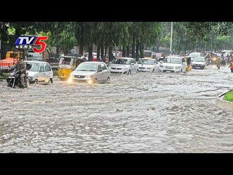 Rovan Cyclone Effect On Nellore | Rescue Missions Initiated | AP Government | TV5 News