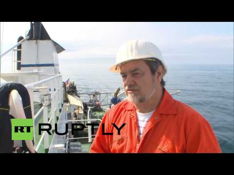 Russia: Rosneft and ExxonMobil conduct Arctic oil exploration in Kara Sea