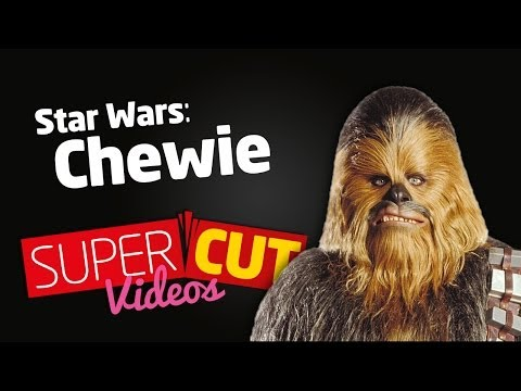 Star Wars - Chewbacca Growl - Super Cut