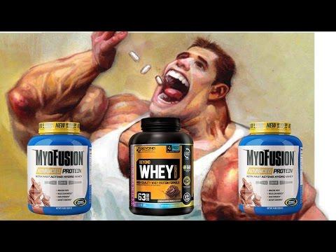 Как принимать протеин
