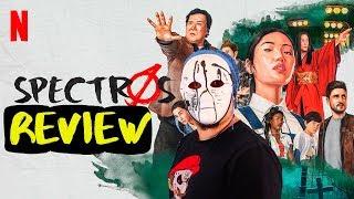 Spectros - Netflix Series Review (Nova série brasileira da Netflix)