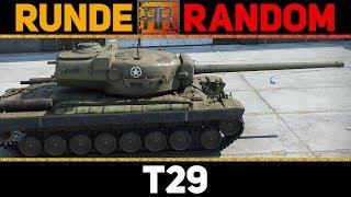 World of Tanks | [GER] RR #102 - T29