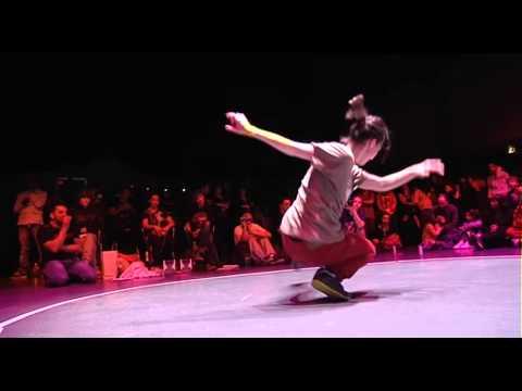 Battle International Breakdance 100% Féminin - 1ère Demi Finale