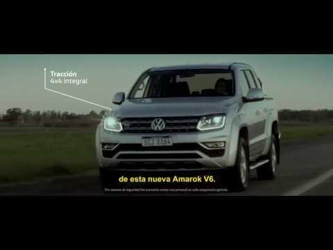 Desafio Volkswagen Amarok V6 con Martina Graf