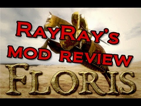 RayRay's Mod Review: Mount and Blade Warband   Floris Mod Pack