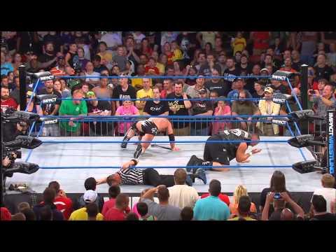 World Heavyweight Championship Match: Bully Ray vs. Chris Sabin - July 18, 2013