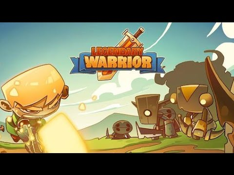 Legendary Warrior Android Game Final battle